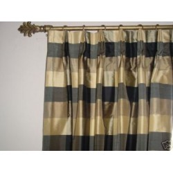 silk  drapes~made to order .price subject to measurements.