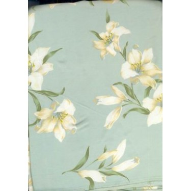 Exclusive~japanese satin printed fabric 44