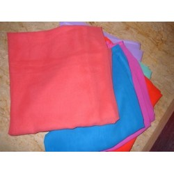 polyester dyed headscarfs-6 colourways