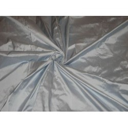 """100%PURE SILK DUPIONI ICY BLUE 54"""" wide DUP50[2]"""