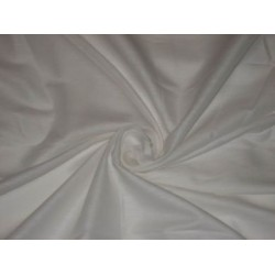 Pure White~Chambray Linen~Width 60