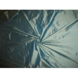 "100% silk dupion fabric   54"" width-Icy Aqua color DUP47[3]"