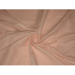 Baby Pink Chambray Linen~58