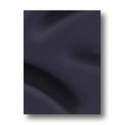 "Pure Silk crepe fabric 44""-black"