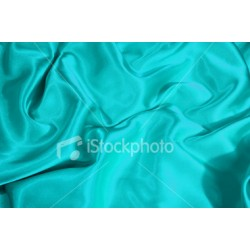 """turquoise blue silk satin 44"""" wide"""
