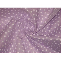 100% cotton organdy printed fabric~44