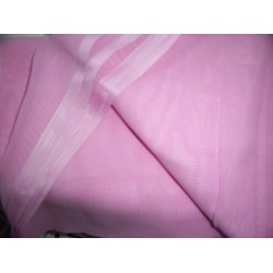 "100% 2 x 2 cotton voile 36""pink"