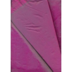 pink/ grey iridescent  plain silk 44