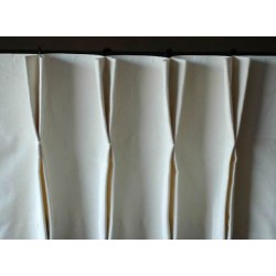 Double Pinch Pleat Valance
