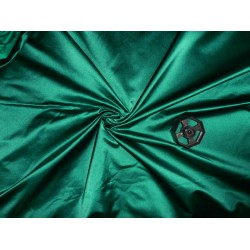 """53 momme Polyester Dutchess Satin 54"""" wide-emerald green"""