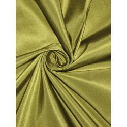 "Pure Silk Taffeta fabric~Bottle Green 60"" wide sold by the yard"