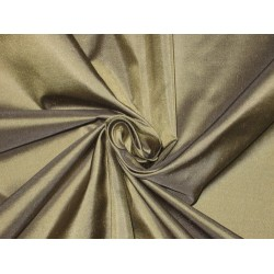 "100% Pure SILK TAFFETA FABRIC Dusky Green color  54"" wide sold by the yard"