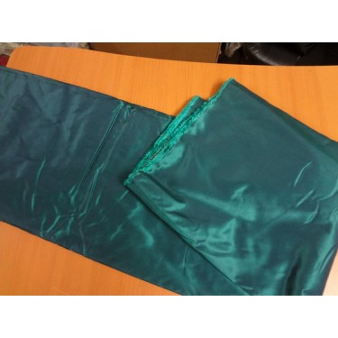 "PURE SILK TAFFETA FABRIC~sweetheart ballgown green 60"" wide sold by the yard"
