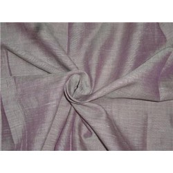 """Two Tone Purple x Ivory Color Linen Fabric 54"""""""