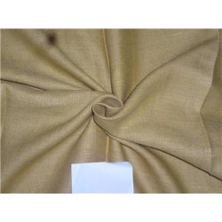 """Heavy Linen Camel Color Fabric 58"""" Cut Length of 1.60 yards"""